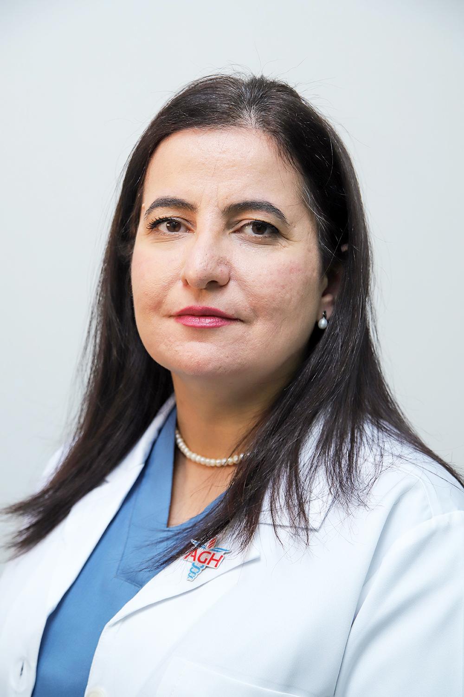 Mona Mounir  Halawi