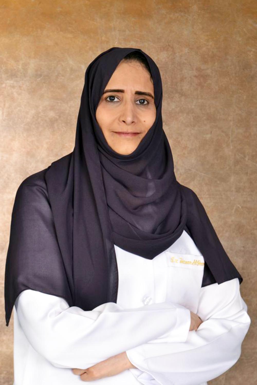 Hanan Musfer Alghamdi