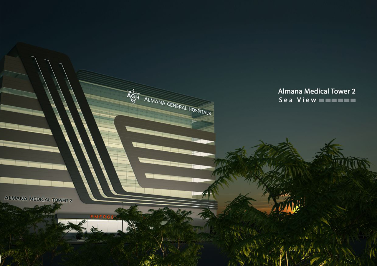 Almana Medical Tower 2-3 | AGH Khobar